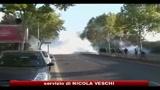 18/10/2010 - Riforma pensioni in Francia, scontri tra studenti e polizia