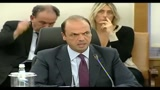 18/10/2010 - Csm, Alfano, chieder parere su arretrato civile