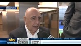 Kak, parla Galliani
