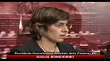 19/10/2010 - Lodo Alfano, Bongiorno: Fli non ha cambiato posizione