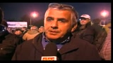 21/10/2010 - Napoli, gli abitanti di Terzigno protestano contro la discarica