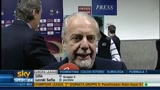 21/10/2010 - Napoli-Liverpool, parla De Laurentiis