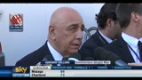 22/10/2010 - Milan, Galliani: Ho temuto la goleada