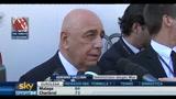 22/10/2010 - Milan, Galliani: Ho temuto la goleada