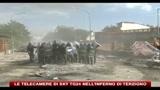 23/10/2010 - Le telecamere di Sky Tg24 nell'inferno di Terzigno