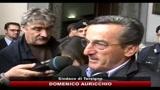 Rifiuti, Auricchio: basta violenza, ma battaglia continua