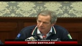 24/10/2010 - Rifiuti, Bertolaso: per noi accordo non firmato vale