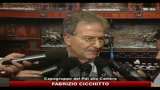 25/10/2010 - Lodo Alfano, intervento Cicchitto e Ferranti