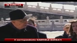 25/10/2010 - Il presidente Napolitano ha visitato la citt proibita