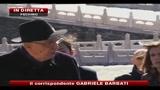 25/10/2010 - Il presidente Napolitano ha visitato la città proibita