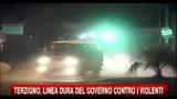25/10/2010 - Terzigno, linea dura del governo contro i violenti