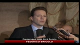 26/10/2010 - Lodo Alfano, Bricolo necessario ma senza fretta