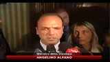 26/10/2010 - Alfano: non vedo rischi di crisi sulla giustizia
