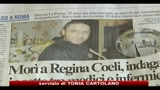 Roma, giovane morto a Regina Coeli indagate 7 persone