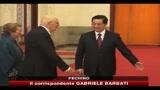 26/10/2010 - Napolitano: Cina prosegua il cammino sui diritti umani