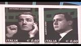 Cinema, un francobollo per Sordi, Gassman e Fellini