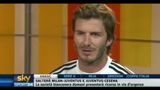 26/10/2010 - A proposito di Sir Alex Ferguson, parla Beckham