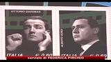 27/10/2010 - Cinema, un francobollo per Sordi, Gassman e Fellini