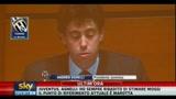 Agnelli parla all'Assemblea degli azionisti Juventus
