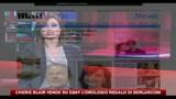 Cherie Blair vende su e-bay l'orologio regalo di Berlusconi