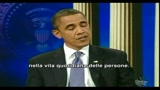28/10/2010 - Obama ospite di Jon Stewart al Daily Show