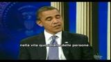 28/10/2010 - Obama ospite di Jon Stewart al Daily Show