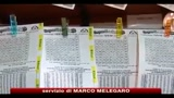 Superenalotto, jackpot record a 175 milioni, ma giocate in calo