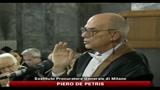 Processo Abu Omar, le parole del Sostituto Procuratore Generale Piero De Petris