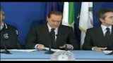 28/10/2010 - Rifiuti, Berlusconi tra 3 giorni Napoli sar pulita