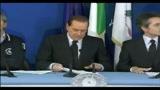 28/10/2010 - Rifiuti, Berlusconi tra 3 giorni Napoli sarà pulita