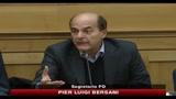 28/10/2010 - Bersani: rivolgo un appello, andate a casa