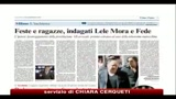29/10/2010 - Caso Ruby, Berlusconi: un caso montato sul nulla