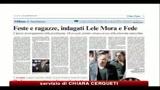 29/10/2010 - Caso Ruby, Berlusconi: un caso montato sul nulla