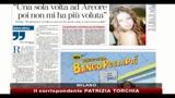 29/10/2010 - Ruby: Berlusconi credeva che fossi maggiorenne