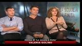 Festival di Roma, Valeria Golino in La scuola è finita