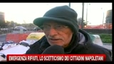 29/10/2010 - Emergenza rifiuti, lo scetticismo dei cittadini napoletani
