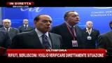 29/10/2010 - Caso Ruby, Berlusconi: solo balle sui giornali