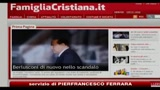Caso Ruby, Famiglia Cristiana: Berlusconi fuori controllo