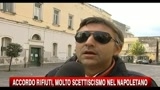 Accordo rifiuti, molto scetticismo nel napoletano