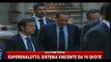 30/10/2010 - Ruby: Berlusconi non è un amico, ma una persona che mi ha molto aiutata