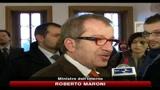31/10/2010 - Caso Ruby, Maroni: nulla da eccepire alla questura
