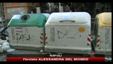 02/11/2010 - Emergenza rifiuti, nelle strade di Napoli ancora cumuli da smaltire