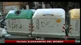 Emergenza rifiuti, nelle strade di Napoli ancora cumuli da smaltire