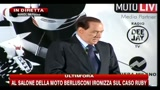 02/11/2010 - Berlusconi: Risolto problema Terzigno in pochi giorni