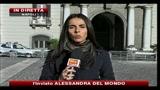 03/11/2010 - Rifiuti, proteste a Terzigno: bruciato un autocompattatore