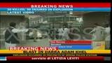 Pakistan, kamikaze si fa esplodere in mochea: 40 morti