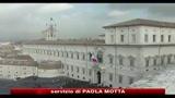 Napolitano: il paese soffre per incertezze politiche