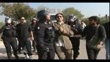 06/11/2010 - Caos rifiuti, ancora tensione e proteste a Taverna del Re