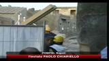 Pompei, all'alba il crollo della domus dei gladiatori
