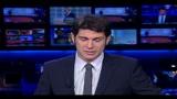 Crollo a Pompei, il ministro Bondi parla in collegamento con SkyTG24